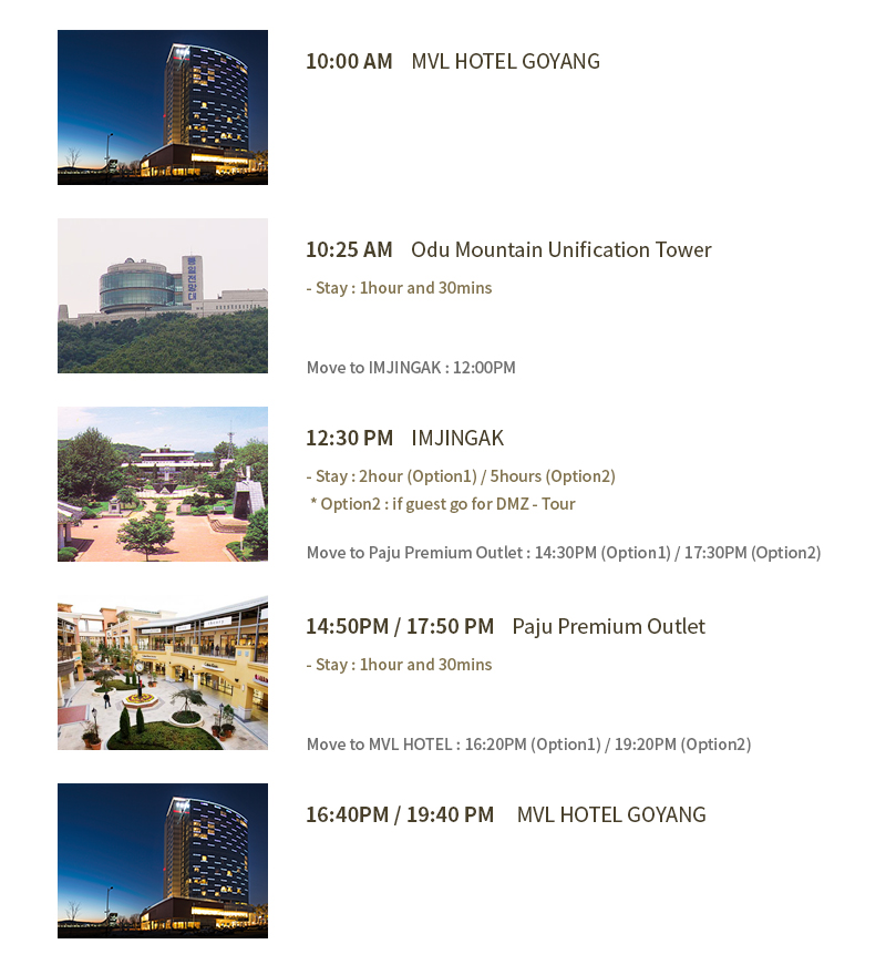 ITINERARY of Car 이미지