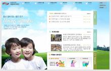 대명복지재단 홈페이지